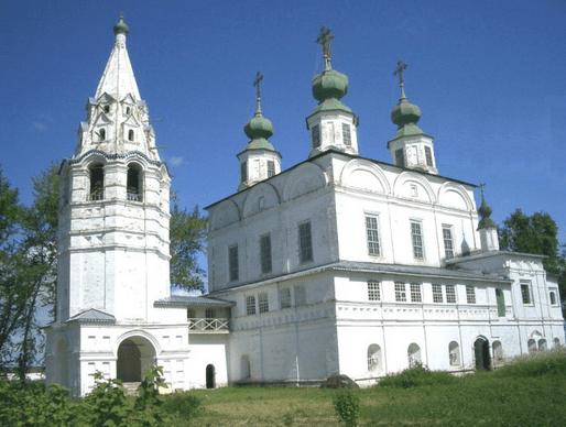 Троице - Гледенский монастырь